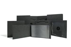 discami 美濃和紙(黒)シリーズ
