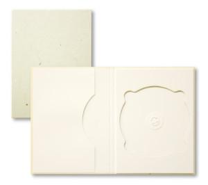 DVDケース/ポケット付き[和紙]