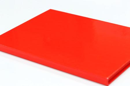 DVDケース:レッド