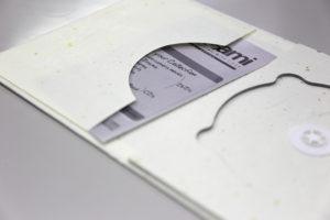 DVDサイズ/ポケット付き(和紙)