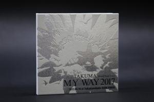 TAKUMA-CDジャケット